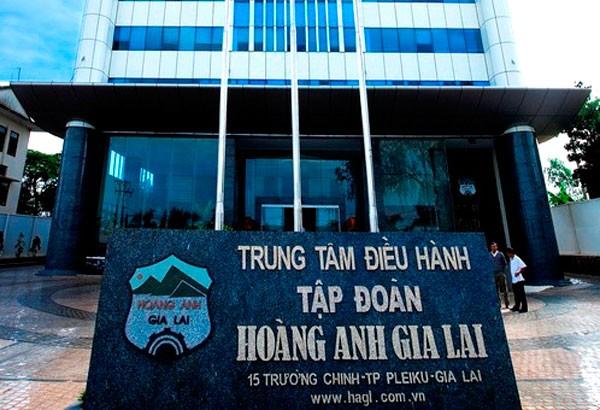 Hoàng Anh Gia Lai kế hoạch lỗ 1.191 tỷ đồng trong năm 2016. Ảnh: Hồng Minh