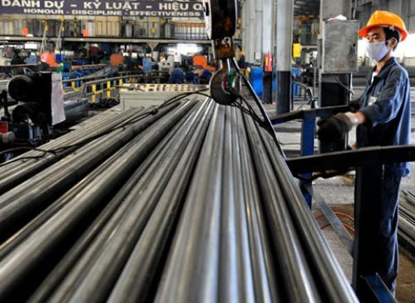 Trung Quốc vẫn là thị trường nhập thép chính của Việt Nam trong 8 tháng đầu năm.