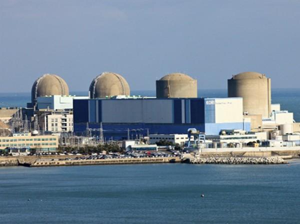 Một nhà máy điện hạt nhân ở Hàn Quốc. Ảnh: Reuters
