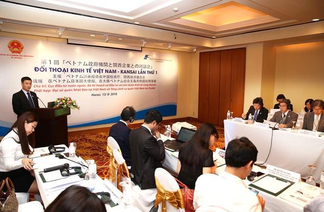 Doanh nghiệp Nhật Bản đánh giá cao nỗ lực cải thiện môi trường đầu tư của Chính phủ Việt Nam. Ảnh: Lê Tiên