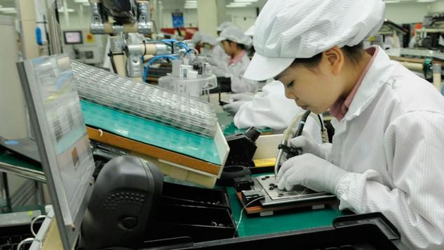 Đa phần các nhà cung ứng linh phụ kiện cho Samsung đều ở nước ngoài. Ảnh: Hải Linh