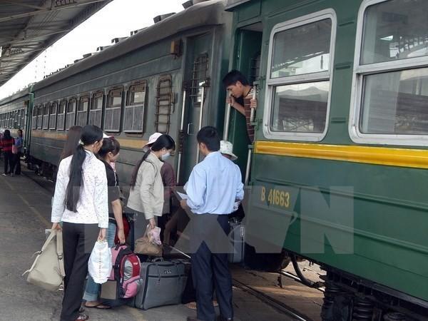 Vận tải Đường sắt Hà Nội đấu giá lần đầu 11,3 triệu cổ phần tại HNX, ngày 10/12/2015. (Ảnh: TTXVN)
