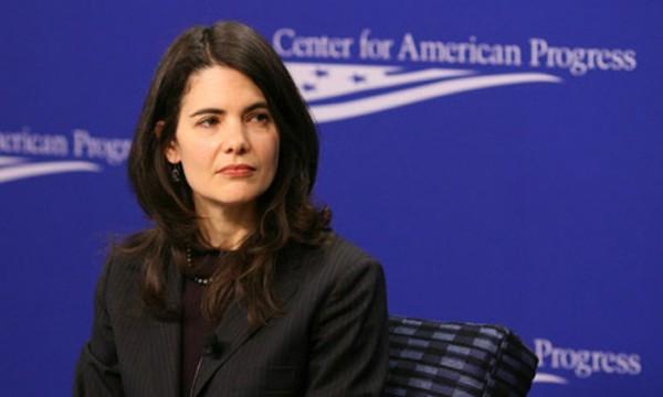 Đại sứ Nina Hachigian. Ảnh: AP
