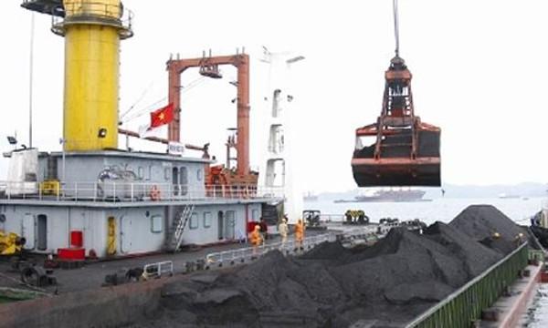 8 tháng đầu năm 2016 Việt Nam đã nhập 9,7 triệu tấn than.