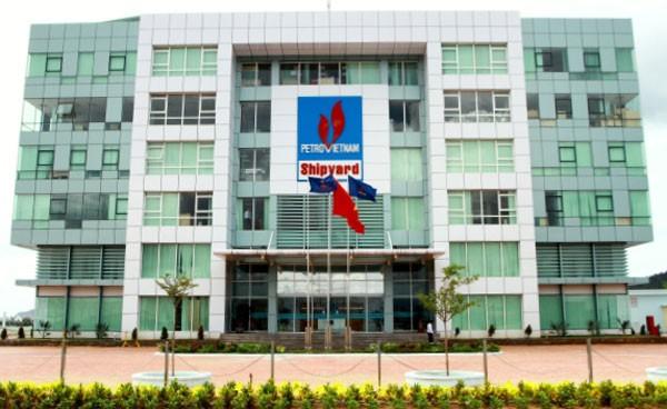 PV Shipyard dự kiến phát hành thêm 62 triệu CP để hoán đổi công nợ với Công ty TNHH MTV Công nghiệp tàu thủy Dung Quất. Ảnh: Minh Tuấn st