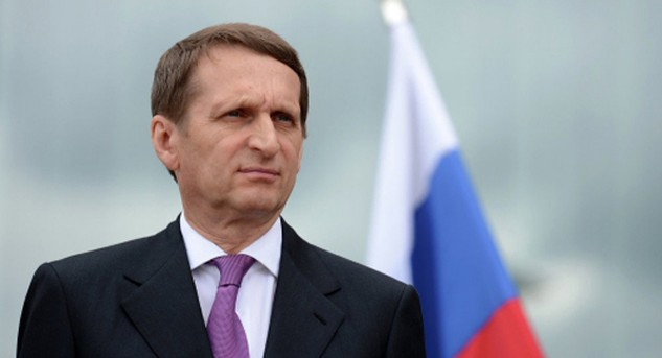 Ông Sergei Naryshkin dự kiến trở thành giám đốc Cục Tình báo đối ngoại vào ngày 5/10. Ảnh: Sputnik