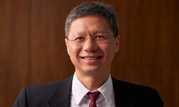 Ông Nguyễn Lê Quốc Anh - tân Tổng giám đốc của Techcombank.