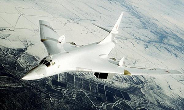 Một chiếc máy bay ném bom của Nga. Ảnh: AP