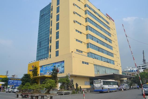 Ngoài lĩnh vực vận tải, doanh thu của Hoàng Hà đến từ cho thuê văn phòng, kinh doanh ô tô, bến bãi, cây xăng và bất động sản. Ảnh Việt Ba