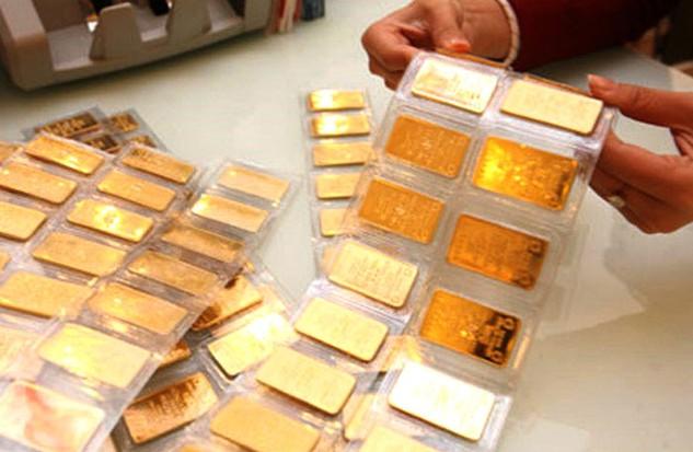 Lĩnh vực kinh doanh vàng miếng của SJC có biên lợi nhuận rất thấp. Ảnh: Thanh Thiên