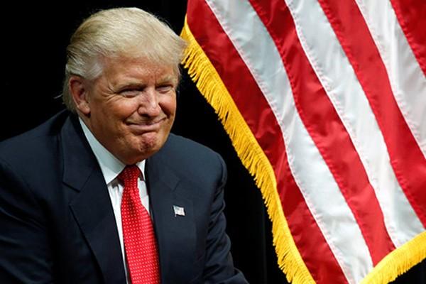 Ứng viên tổng thống đảng Cộng hòa Donald Trump. Ảnh: Reuters