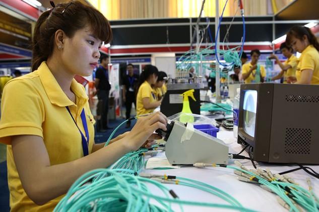 Sử dụng vốn vay trong khuôn khổ Nghị định thư tài chính Việt Nam - Israel, doanh nghiệp Việt Nam sẽ được hỗ trợ về mặt công nghệ. Ảnh: Bùi Đức Thâu