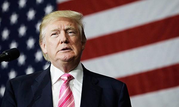 Quỹ từ thiện của Donald Trump phải tạm dừng hoạt động. Ảnh: Newyorker
