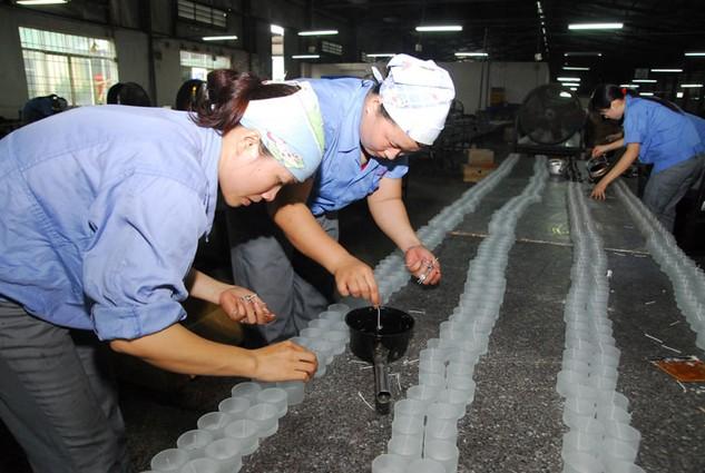 Trong số 81.451 DN đăng ký thành lập mới thì có tới 95,85% - tương đương khoảng 78.000 DN đã đi vào sản xuất, kinh doanh ngay. Ảnh: Lê Tiên