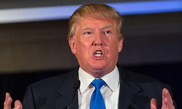 Tỷ phú Mỹ Donald Trump vẫn chưa có dấu hiệu công bố hồ sơ thuế. Ảnh:Marketinginsidergroup