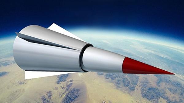 Tên lửa siêu thanh Wu-14 . Ảnh: Defence Aviation