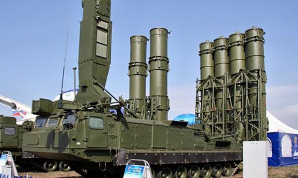 Một hệ thống S-300VM của Nga. Ảnh: Wikipedia