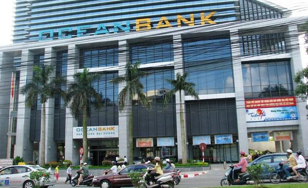 Từ năm 2010 đến ngày 31/11/2014, tổng số tiền OceanBank chi lãi ngoài huy động vốn là 1.576 tỷ đồng. Ảnh: H.C