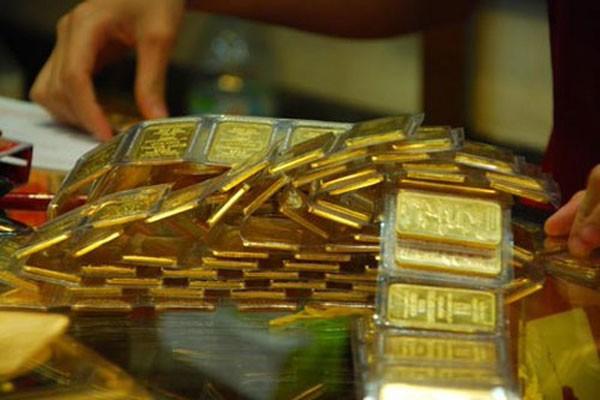 Giá vàng vừa có tuần giảm mạnh nhất trong nhiều năm.