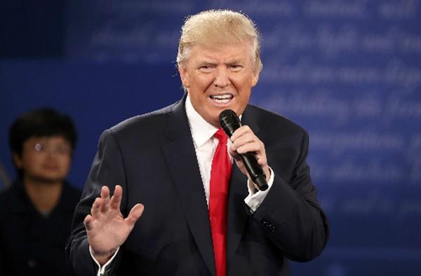 Ứng viên tổng thống đảng Cộng hòa Donald Trump. Ảnh:Reuters