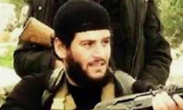 "Wa'il Adil Hasan Salman al-Fayad, ""Bộ trưởng Thông tin"" của IS. Ảnh: NBC News"