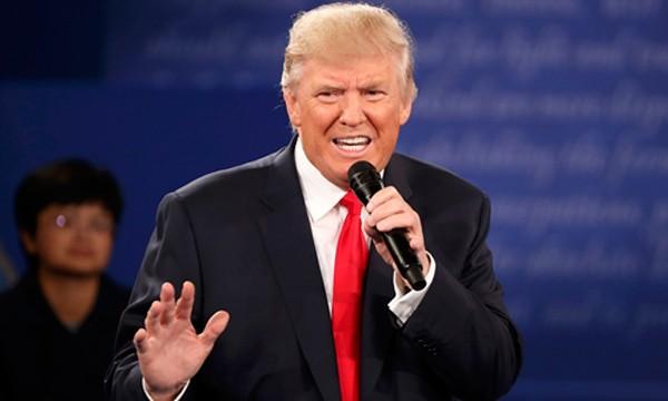 Ứng viên tổng thống Đảng Cộng hòa Donald Trump. Ảnh: Reuters.