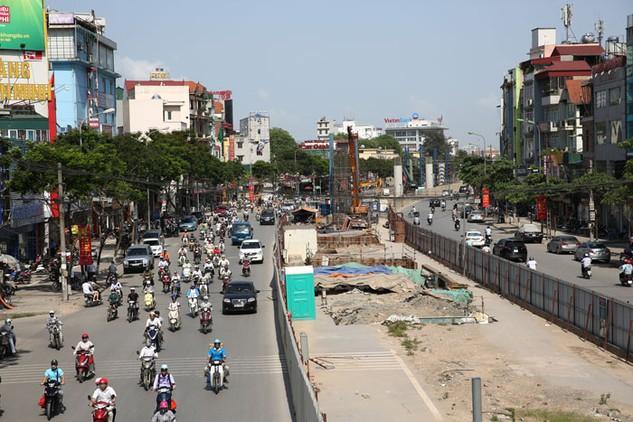 ADB sẽ tiếp tục hỗ trợ Việt Nam để phát triển kết cấu hạ tầng. Ảnh: Tiên Giang