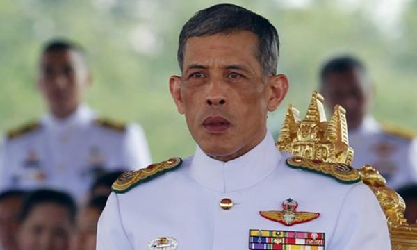 Quốc vương mới của Thái Lan Maha Vajiralongkom. Ảnh: Reuters