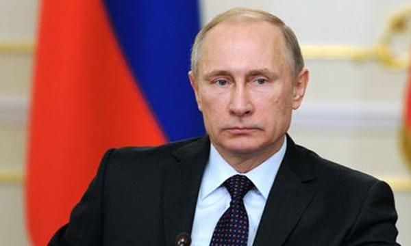 Tổng thống Nga Putin. Ảnh: AP
