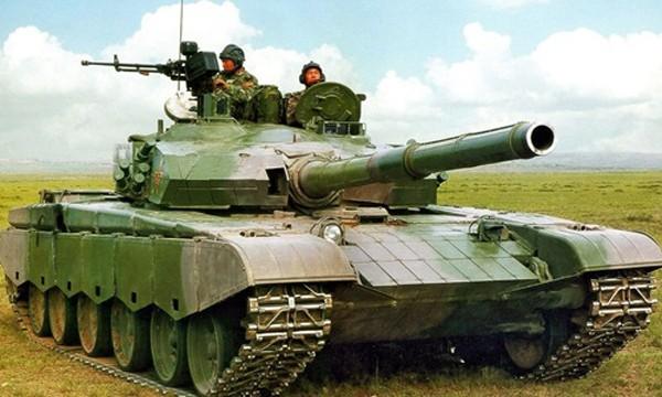 Một xe tăng ZTZ-99A của Trung Quốc. Ảnh: Military Today