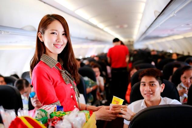 Vietjet mở đường bay mới Hà Nội đến Busan