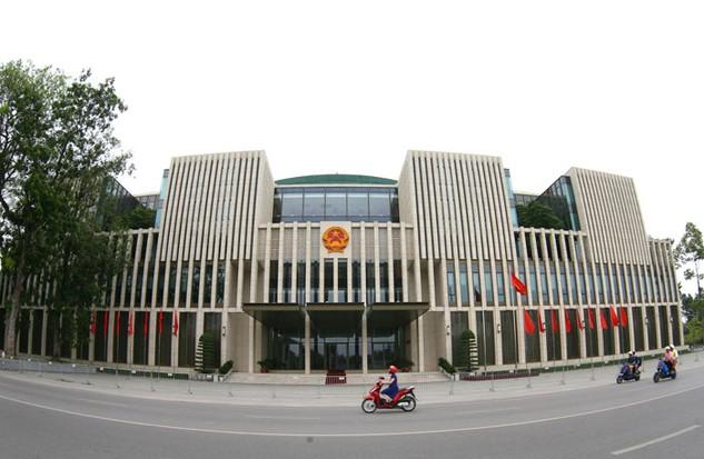 Kỳ họp thứ 2 Quốc hội khóa XIV sẽ chính thức khai mạc ngày 20/10. Ảnh: Lê Tiên