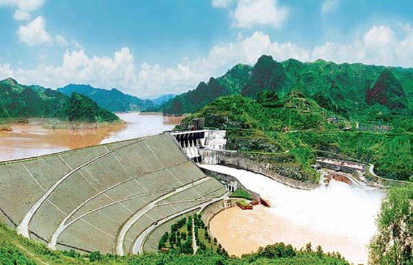 Lãnh đạo tỉnh Hoà Bình xin bổ sung 3 dự án thuỷ điện nhỏ vào quy hoạch. Ảnh minh hoạ