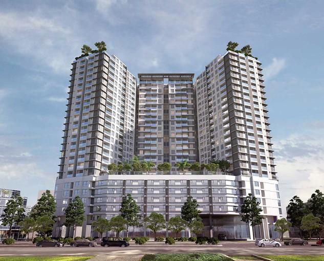 Quý III/2016, doanh thu của Địa ốc Phát Đạt không có bóng dáng doanh thu bán đất nền, bán căn hộ