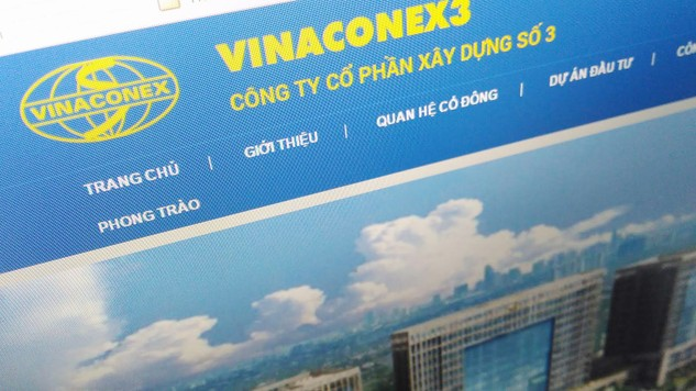 Lợi nhuận quý III của Vinaconex 3 khởi sắc