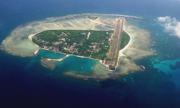 Đảo Phú Lâm thuộc quần đảo Hoàng Sa của Việt Nam đang bị Trung Quốc chiếm đóng trái phép. Ảnh: Wiki.