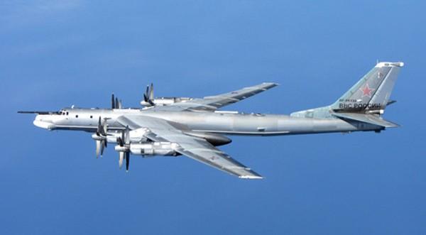 Nga đang vận hành 63 máy bay Tu-95MS. Ảnh: Wikipedia.