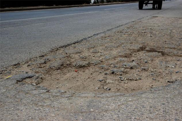 Nếu phương án sửa chữa được chấp thuận, VIDIFI dự kiến sẽ hoàn thành sửa chữa Quốc lộ 5 vào năm 2021. Ảnh: Nguyễn Dương