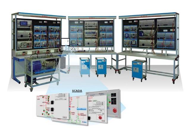 Nhiều nhà thầu đã cung cấp hệ thống phần mềm SCADA phục vụ vận hành lưới điện