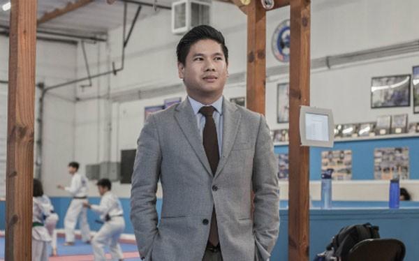 Luật sư Lan Diep tại California, Mỹ. Ảnh: Anthony Cruz