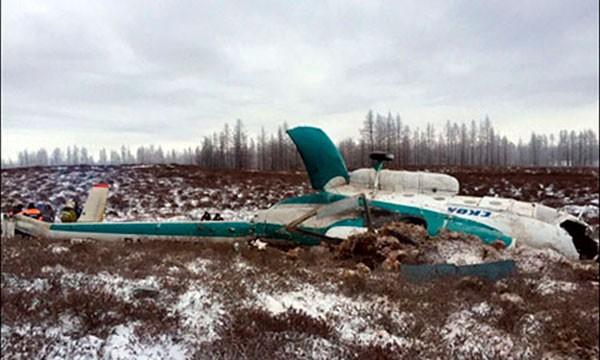 Ba người sống sót được cứu hộ tìm thấy. Ảnh: SiberianTimes