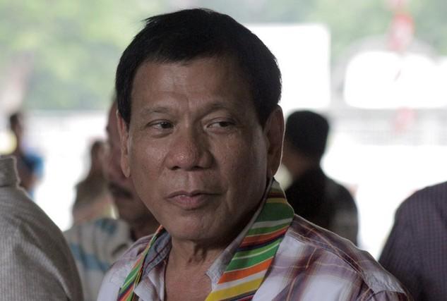 Tổng thống Philippines Rodrigo Duterte. (Ảnh: Rappler