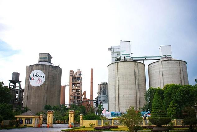 Trong 3 công ty con 100% vốn của Tổng công ty Công nghiệp Xi măng Việt Nam, Vicem Hoàng Thạch là đơn vị hoạt động tốt nhất. Ảnh: Đức Trung