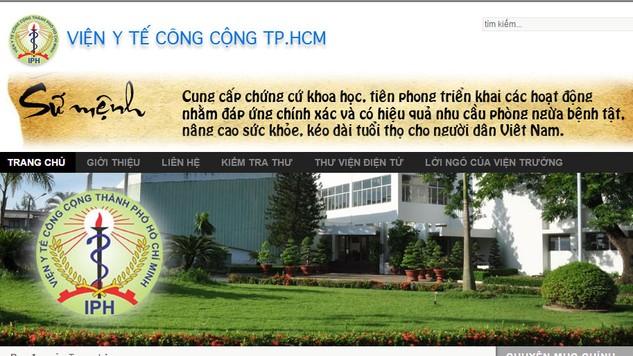 Tại Gói thầu GT04 do Viện Y tế công cộng TP.HCM làm bên mời thầu, giá trúng thầu vượt giá gói thầu 771 triệu đồng