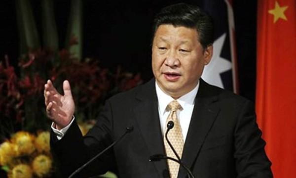 Chủ tịch Trung Quốc Tập Cận Bình. Ảnh: NDTV