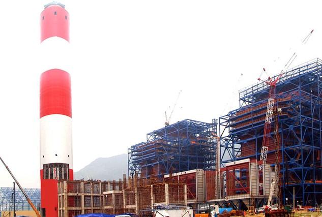 Không chỉ chậm tiến độ, nhiều dự án BOT nhiệt điện còn kéo theo nguy cơ ô nhiễm môi trường. Ảnh: Duy Anh