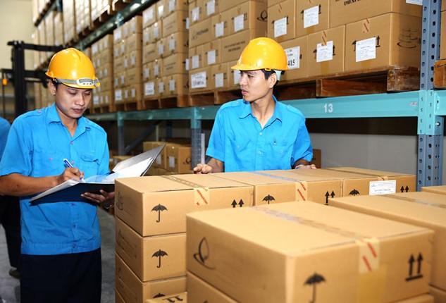 Xếp hạng môi trường kinh doanh của Việt Nam tăng 9 bậc là kết quả từ những nỗ lực cải cách của Chính phủ thời gian qua. Ảnh: Lê Tiên