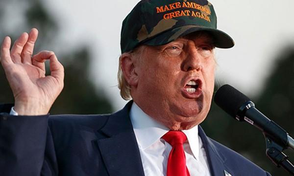 Tỷ phú Mỹ Donald Trump có nhiều phát ngôn gây sốc khi chạy đua vào Nhà Trắng. Ảnh: ABC News