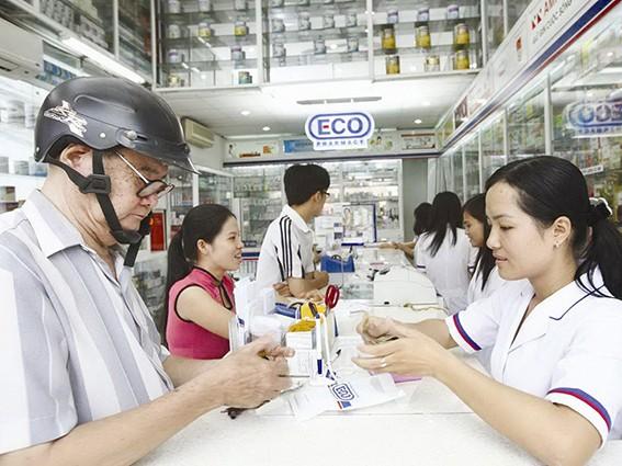 Nhóm thuốc và dịch vụ y tế tăng cao nhất với 10,07%
