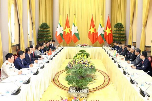 Làm sâu sắc hơn quan hệ Việt Nam – Myanmar